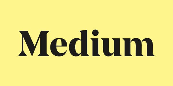 Medium bloggins platform