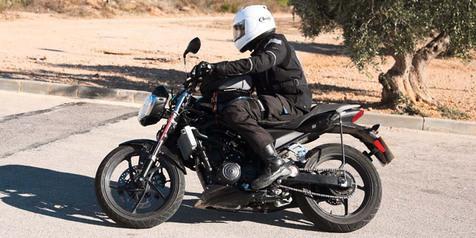 Siap-siap, Motor Triumph 250 CC Lagi Dikembangkan
