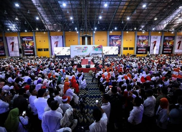 Ma'ruf Amin Sakit, Jokowi Ungkap Keinginan Berpaket dengan JK Lagi