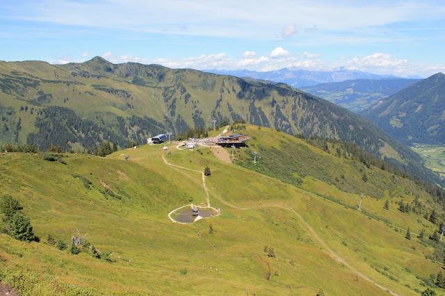 Riesneralm Donnersbachbald Schladming Dachstein Region Hohe Tauern