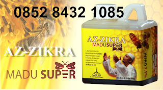Jual khasiat madu asli Super az zikra berkah manfaat obat kesehatan