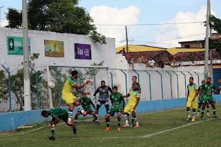 Nacional de Patos vence Sport Lagoa Seca e o carneiro foi rebaixado