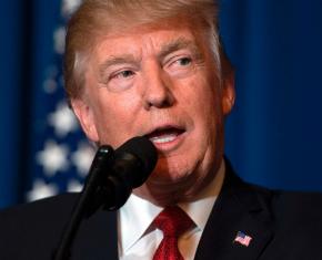 As Forças Armadas dos EUA não aceitarão pessoas transgênero, diz Trump