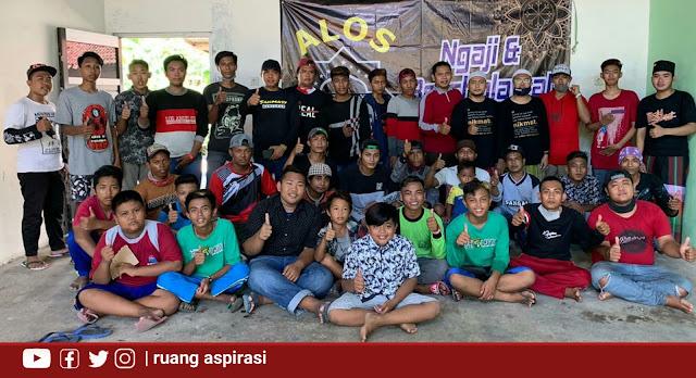 STKIP PGRI Situbondo dan Majelis Sholawat Syabab Situbondo Bersatu Lawan COVID-19