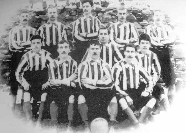 Bury in 1892