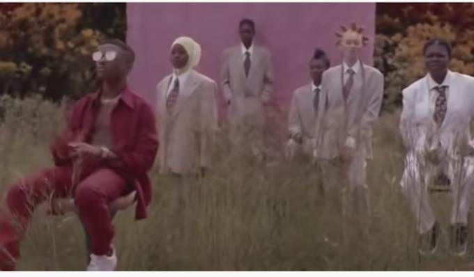 "Beyonce ft. Wizkid – ""Brown Skin Girl Video"" #Arewapublisize"