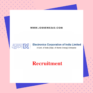 ECIL Recruitment 2019 for Junior Technical Officer (200 Vacancies)