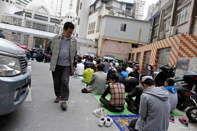 Warga Uighur Wajib Ikut Upacara di Waktu Magrib Agar Tak Bisa Buka Puasa