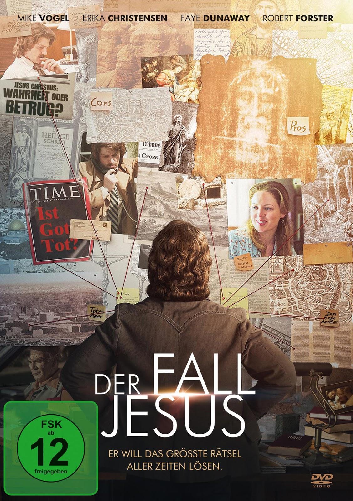 Der Fall Jesus (Filmkritik) | Die Seilerseite.