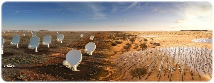 Gezegenimizin En Büyük Radyo Teleskobunun Yapımı Başladı