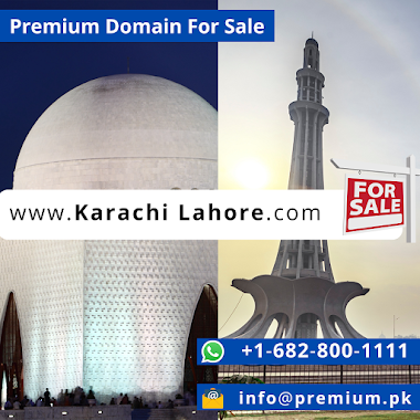 KarachiLahore.com Premium Domain For Sale