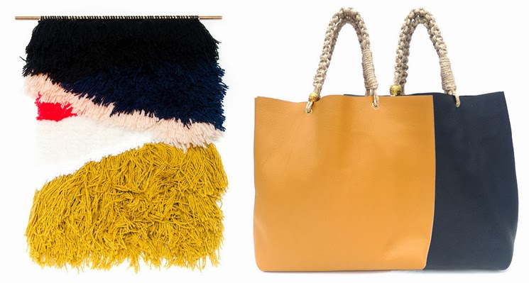 611a62aec0 Wall Hangings and Bags from their new collection