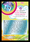 My Little Pony Trixie Series 5 Trading Card