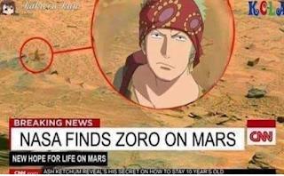 Kumpulan Meme Zoro Nyasar yang Lucu Kocak 😂