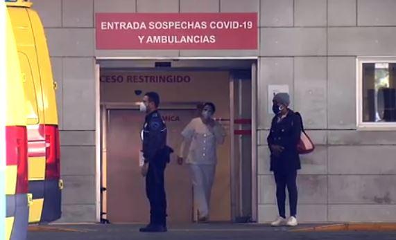 Así queda en Canarias el cambio de alertas por covid-19 , 21 febrero