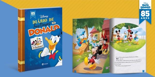 Marcando os 85 anos do Pato Donald, Culturama lança publicação especial
