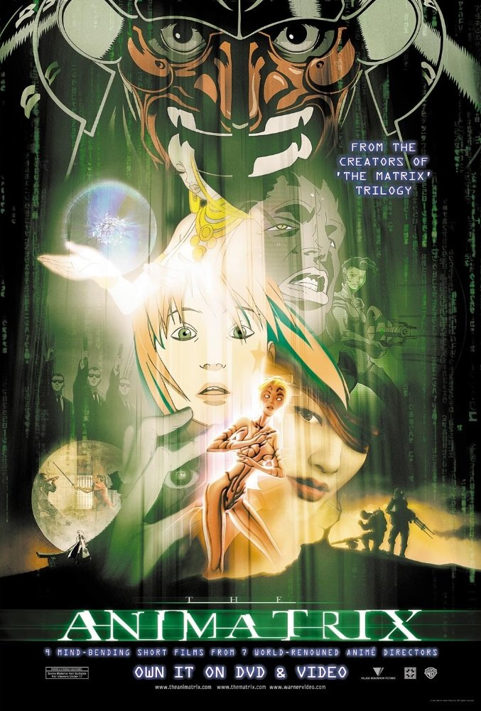 Animatrix 2003 | 3gp/Mp4/DVDRip Latino HD Mega