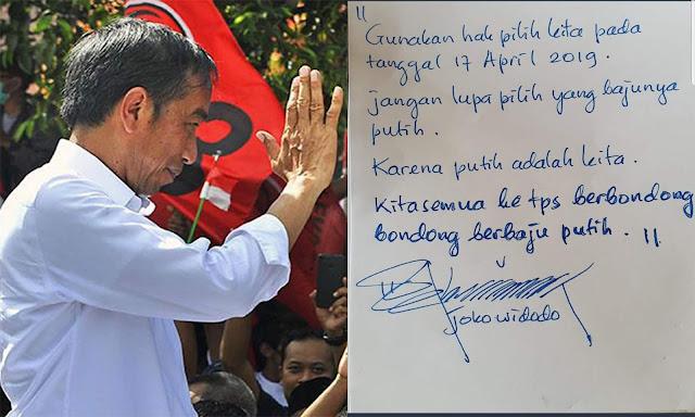 Ajak Pakai Baju Putih, Andi Arief Ingatkan Jokowi Konflik Baju Kuning vs Merah di Thailand