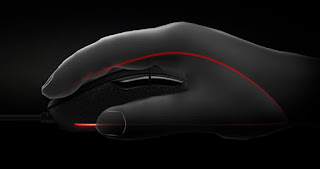 INFAREX M20 Mouse, Ergonomic Design