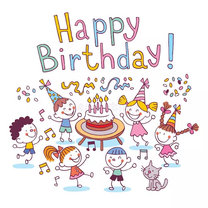ITS YOUR BIRTHDAY (Free bedtime story for kids)