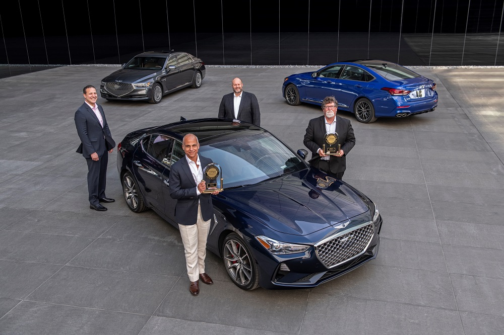 Genesis leads the premium segment for four consecutive years