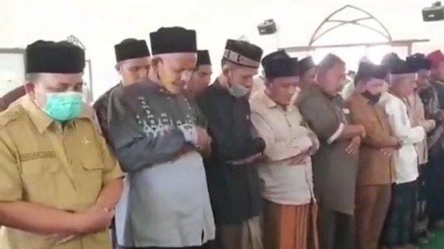 Walikota Langsa dan Wakil Melayat ke Rumah Duka Ulama Kharismatik Habib Muhammad bin Ahmad Al-Attas