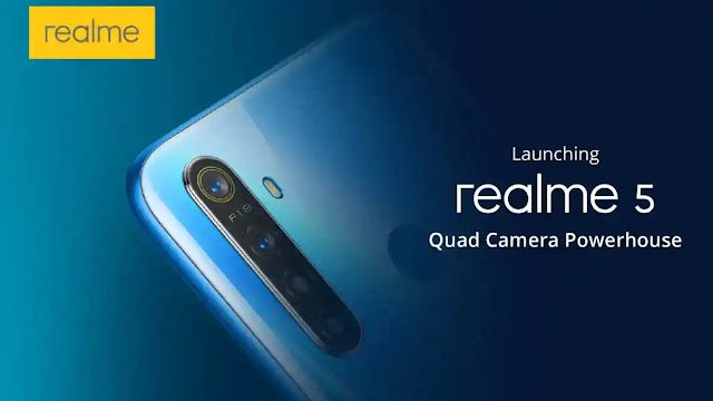 Realme 5 Pro Price and Specifications
