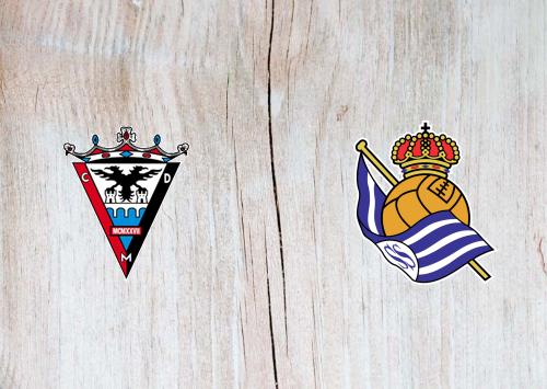 Mirandés vs Real Sociedad -Highlights 4 March 2020