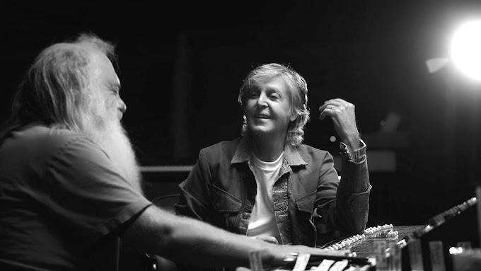 Tráiler de 'McCartney 3, 2, 1' (2021) - Serie Documental Disney+ Star