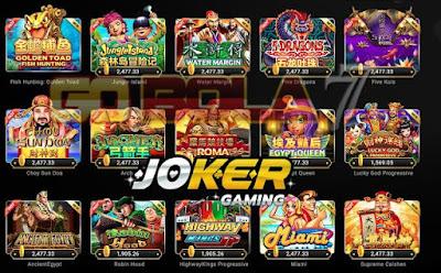 Joker388 link alternatif