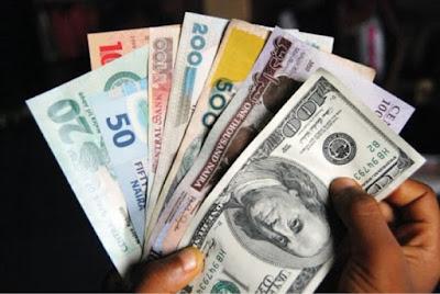 Naira Weakens To N485 To Dollar At Parallel Market