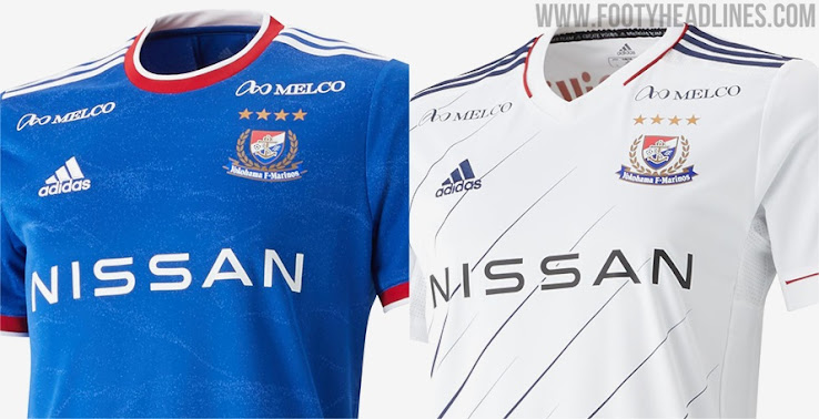 Yokohama F. Marinos 2021 Home, Away & Goalkeeper Kits Released ...