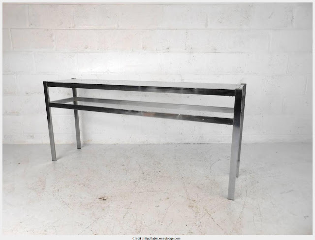 Most Inspiring glass top console tables Gallery