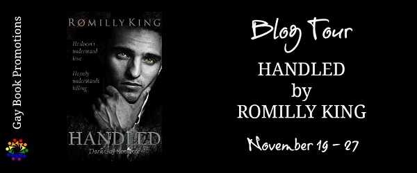 Handled by Romilly King Blog Tour