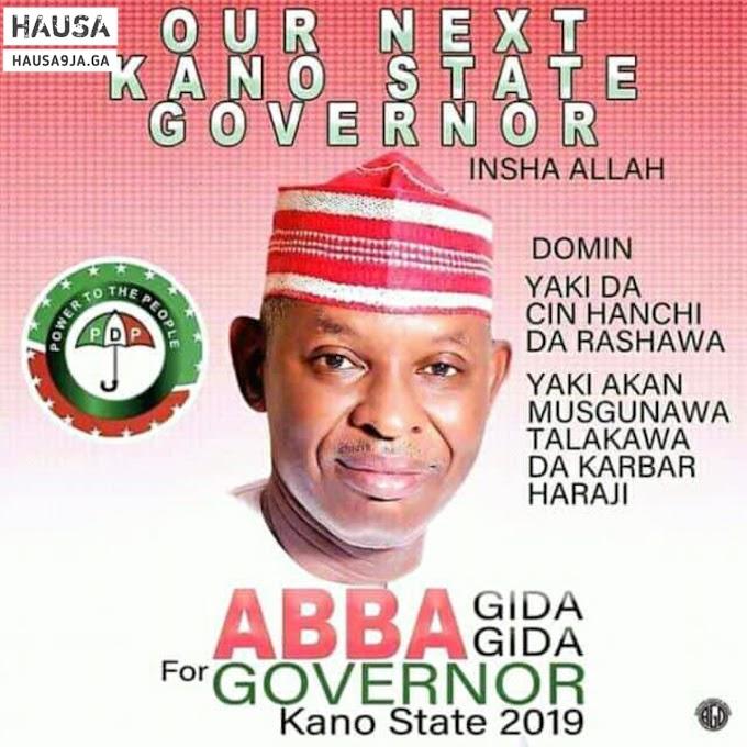 Abba Kabir Yusuf muke fata Governor kano state Nigeria | Salahudden Garkuwa