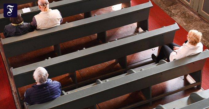 Asisten a misa en Frankfurt y más de 40 feligreses se contagian de ...
