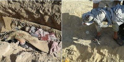 warga sipil di manbij tewas oleh jet AS