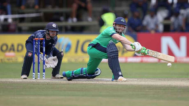 Niall O'Brien announces his retirement from cricket