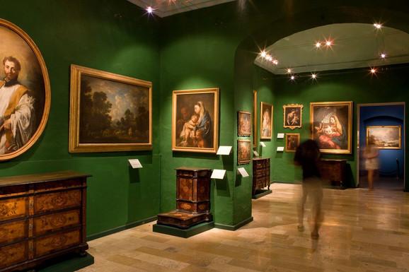 Muzej lepih umetnosti, Valeta