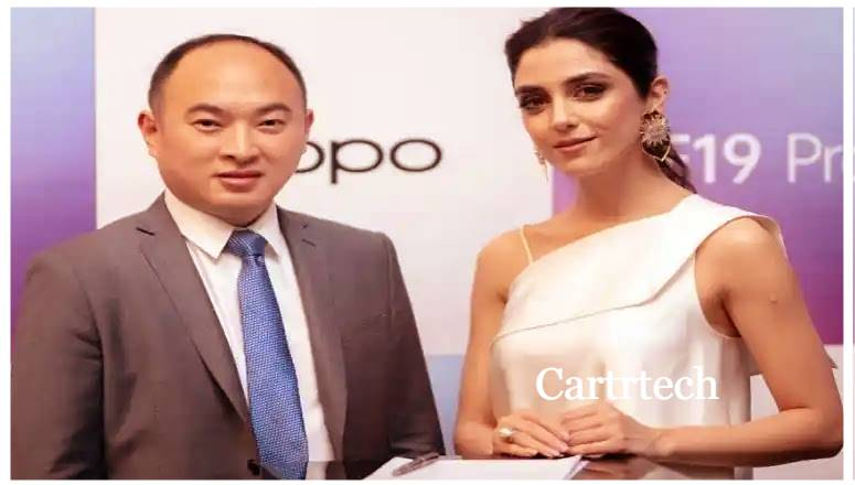 OPPO Welcomes Maya Ali because the OPPO family's latest addition