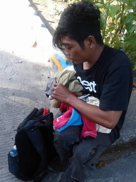 HEARTBREAKING! This Man Had to Walk For 20 Days All the Way From Baler to Benguet Because His Employer Refused to Pay Him!
