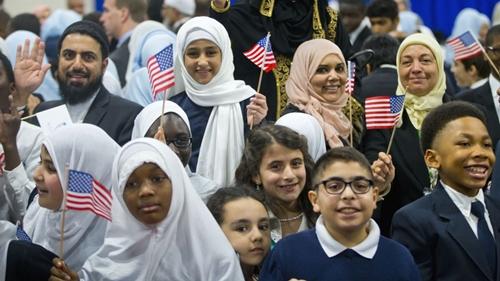 Mayoritas Muslim Amerika Memilih Biden