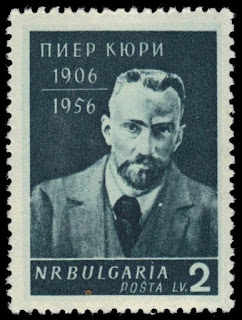 Bulgaria  Pierre Curie Scientist