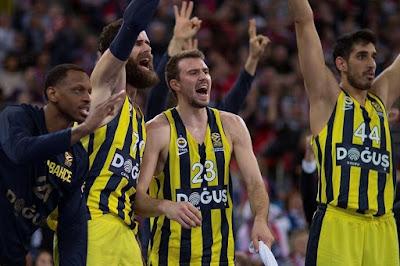 Fenerbahçe Doğuş - Final-Four