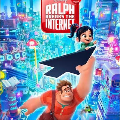 Rompe Ralph rompe internet