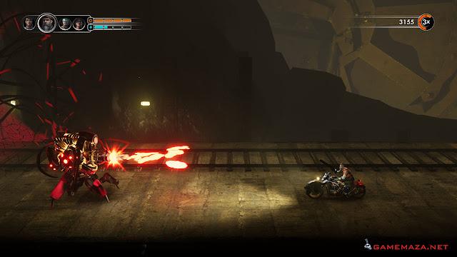 Steel Rats Gameplay Screenshot 2
