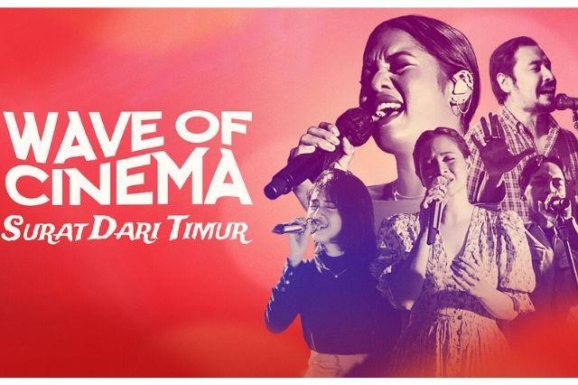 FILM - Wave of Cinema_ Surat dari Timur 2020 Full HD