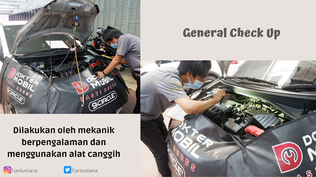 general check up Dokter mobil