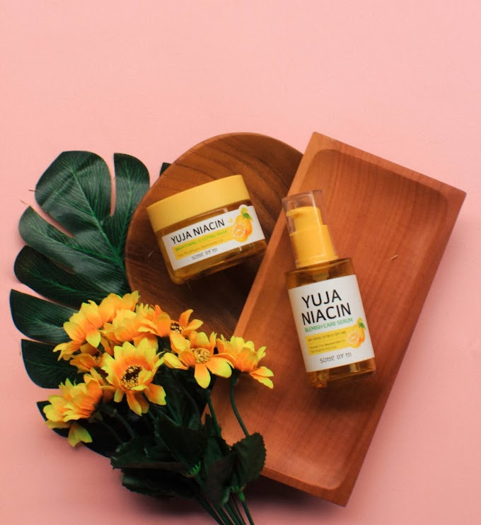 [Review] Duo Maut, Some By Mi Yuja Niacin
