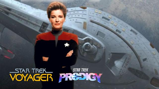 Star Trek: Voyager - Prodigy